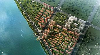 郑州 橄榄城 效果图